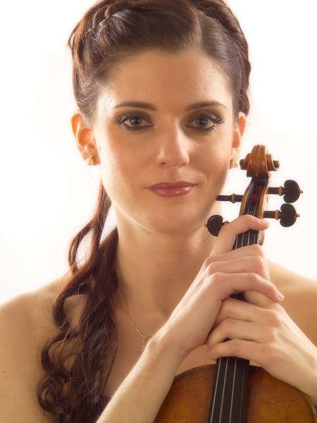 Christine Maria Höller - Violinistin aus Salzburg