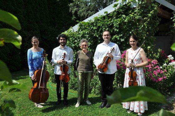 Streichkonzert openair-Konzert - Salzburg Streicher, Violinen